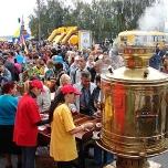Покровская ярмарка 2008, набережная