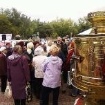 День пожилых людей, г. Запорожье, площадь Маяковского