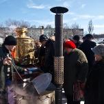 Масленица 2011, г. Вольнянск