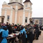 Праздник Храма в честь Святителя Иоанна Златоуста
