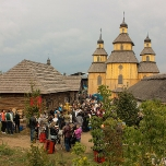 Фестиваль Покрова на Хортице 2012