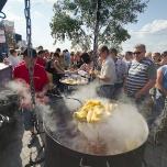 День Металлугга, празднование в Днепропетровске