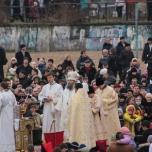 Крещение в Запорожье