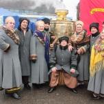 Рождественская ярмарка в Запорожье