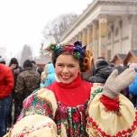 Масленица с СТБ в Киеве