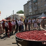 День города Изюм и рекорд Украины