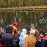 Благотворительный рыбацкий чемпионат  для детей в Дубовке