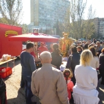 Благотворительная акция Днепропетровск