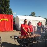 Фестиваль шашлыка в Запорожье
