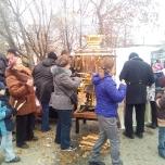 Благотворительная акция Днепропетровск ноябрь